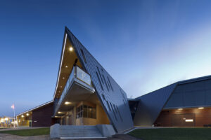 Jaws Architects Surf Lifesaving Club Public Commercial Devenport Tasmania Exterior Structure