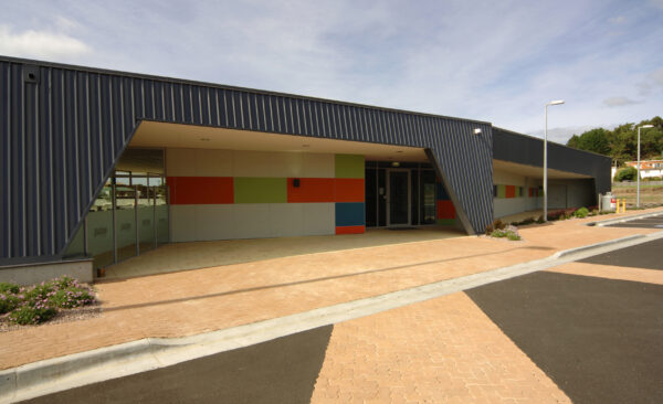 Jaws Architects Public Burnie Bowls Club Entrance Exterior