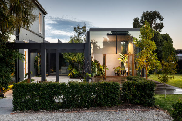 Residential Minallo House Extension Luxury Garden