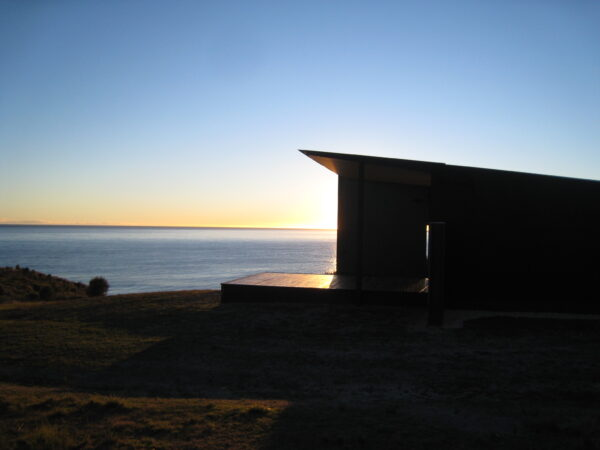 JAWS Architects Glenn Murcutt east coast tasmania house