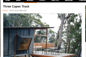 three capes track landscape australia magazine jaws