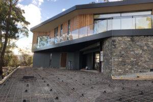 stringybark house jaws architects residential architectre