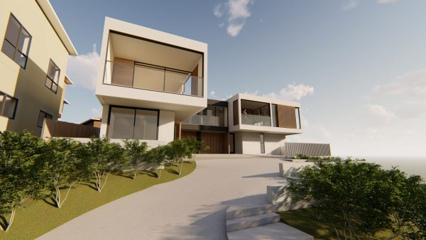 panoramic drive residential architecture
